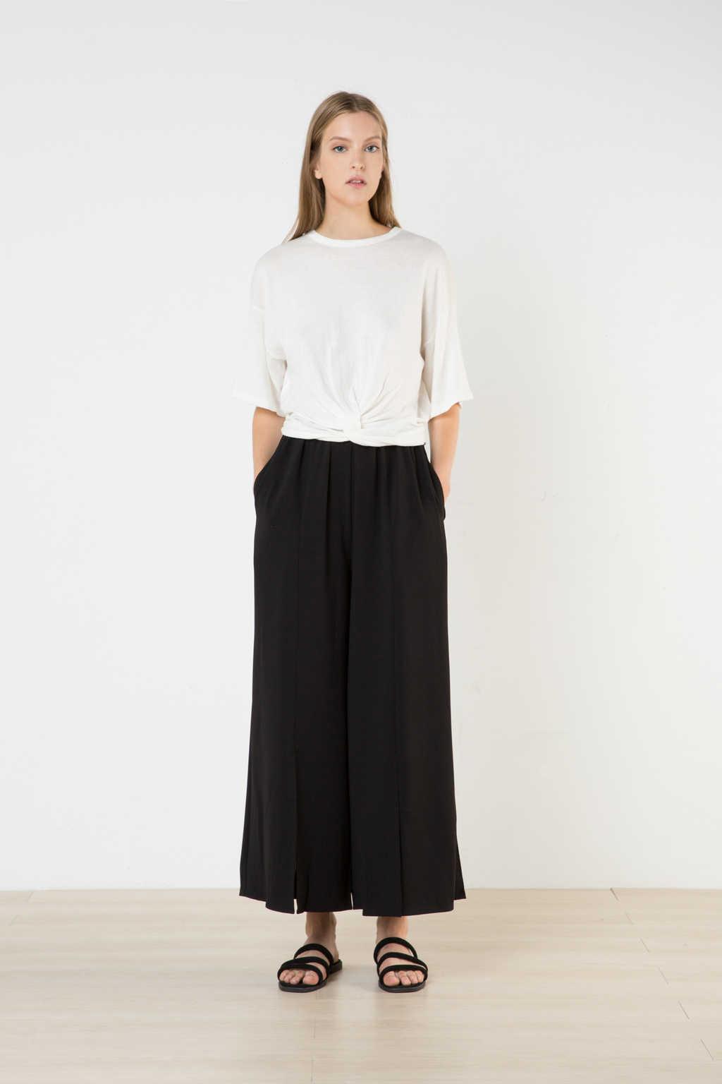 New Pant 1392 Black 1