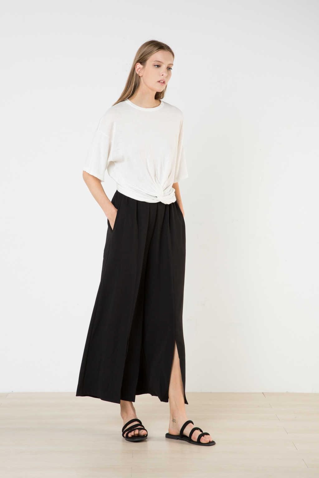 New Pant 1392 Black 3