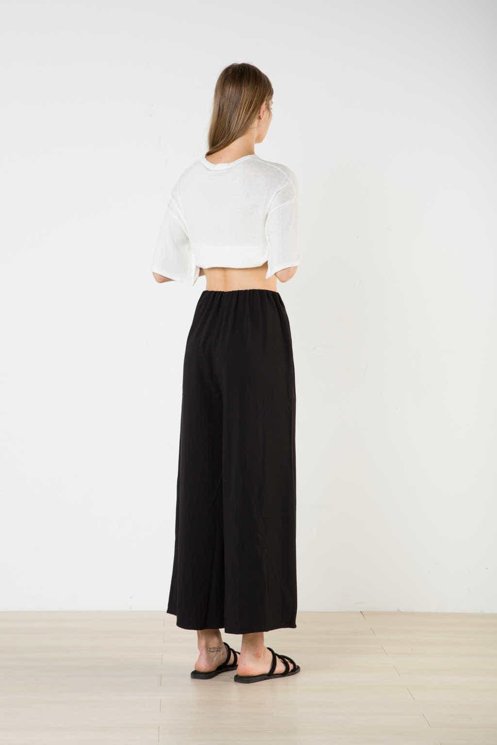 New Pant 1392 Black 4