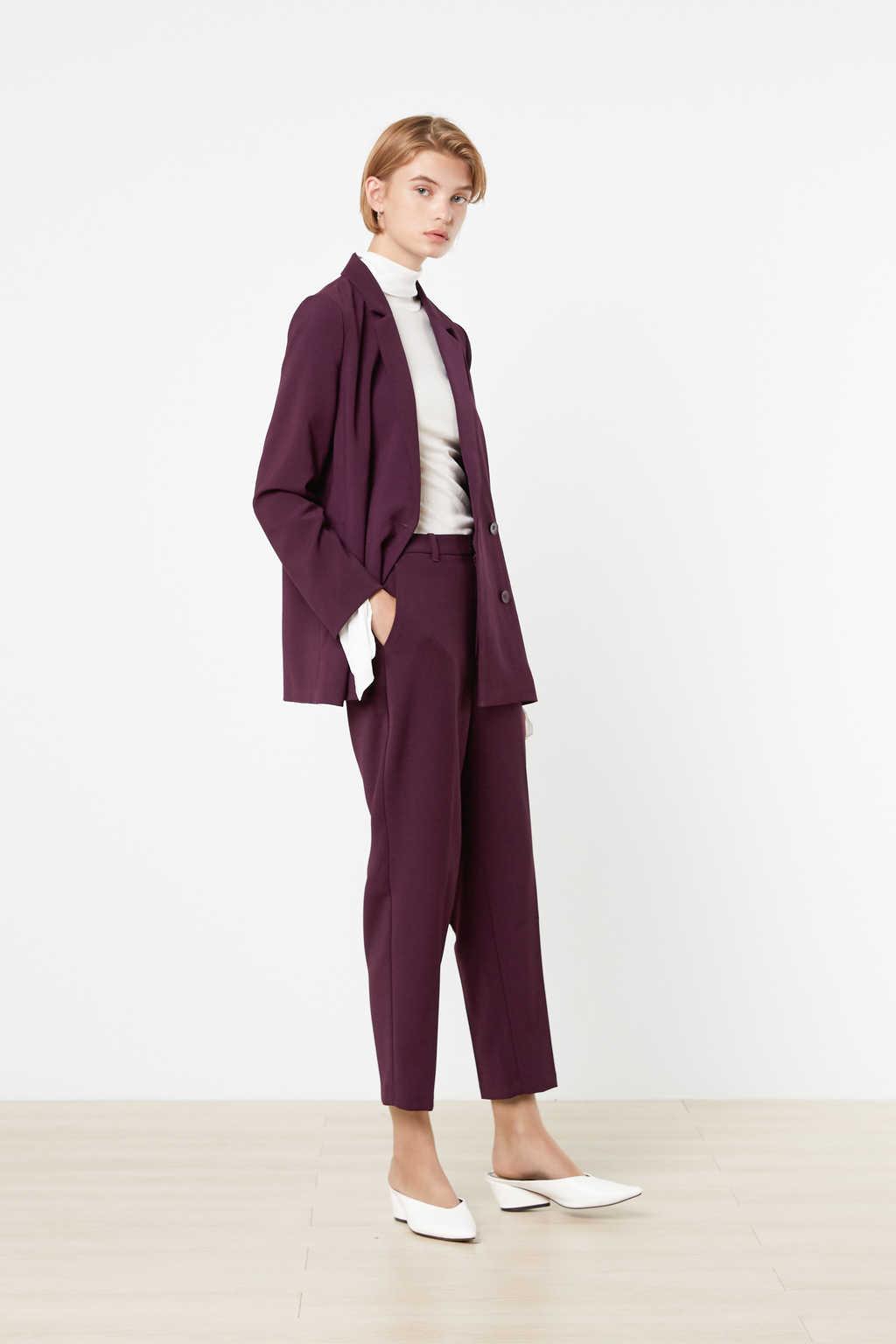 Pant 1455 Purple 7
