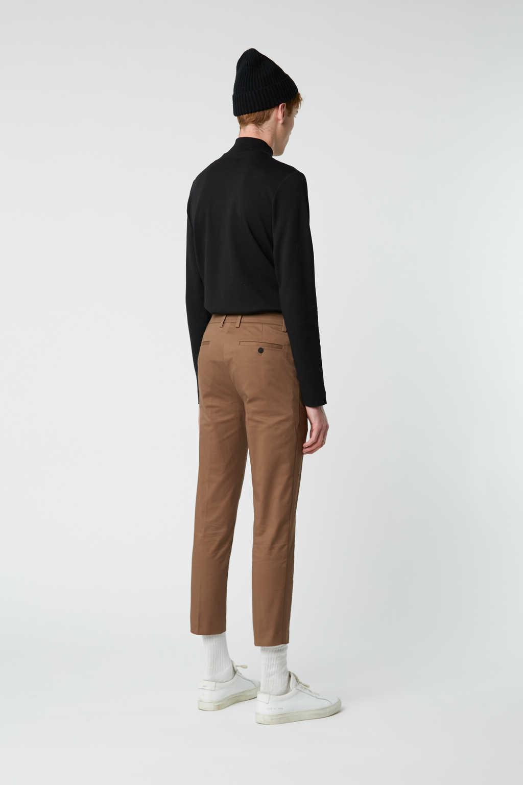 Pant 2480 Brown 10