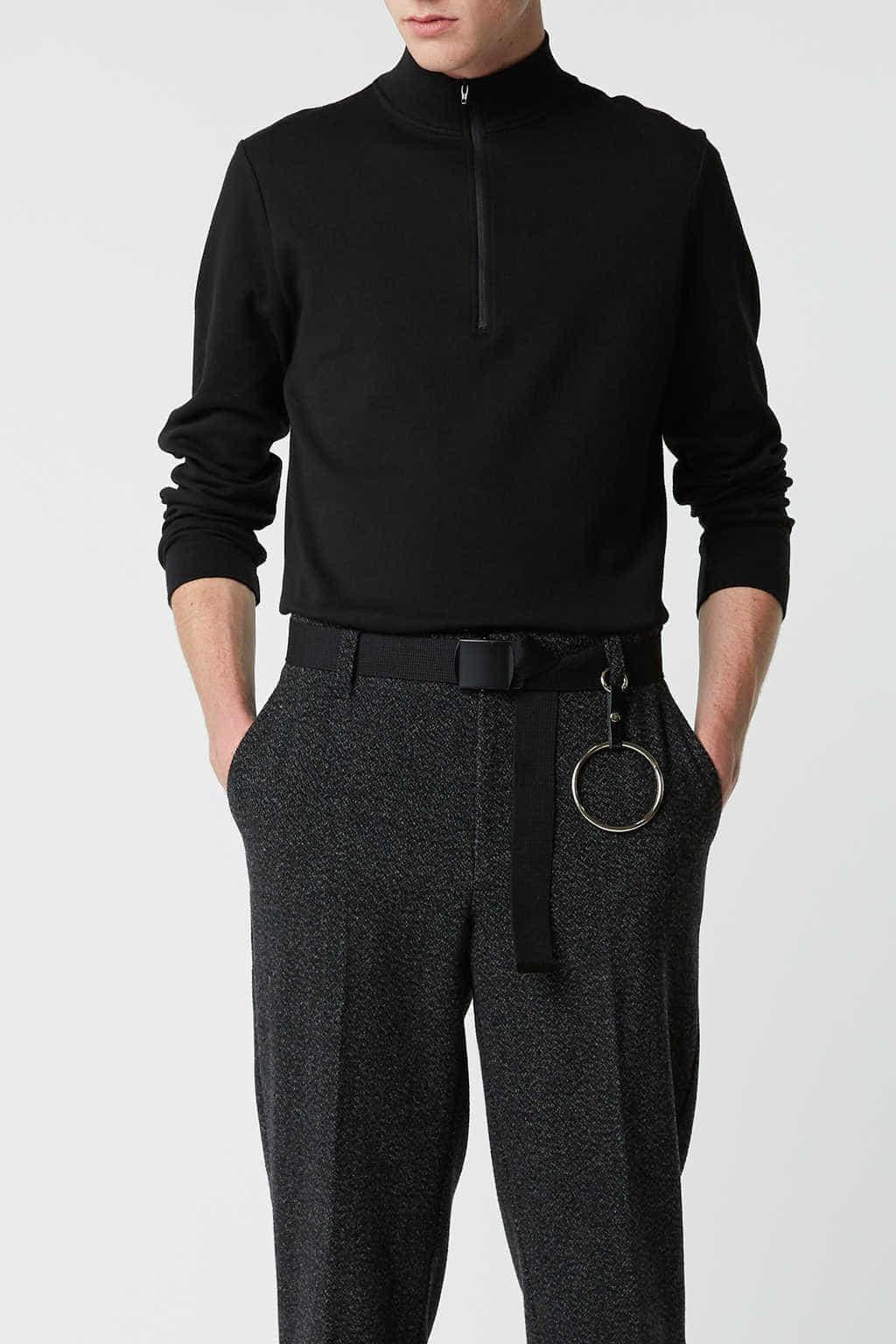 Pant 2659 Black 2