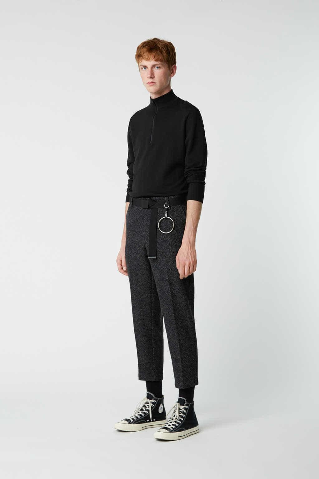 Pant 2659 Black 3