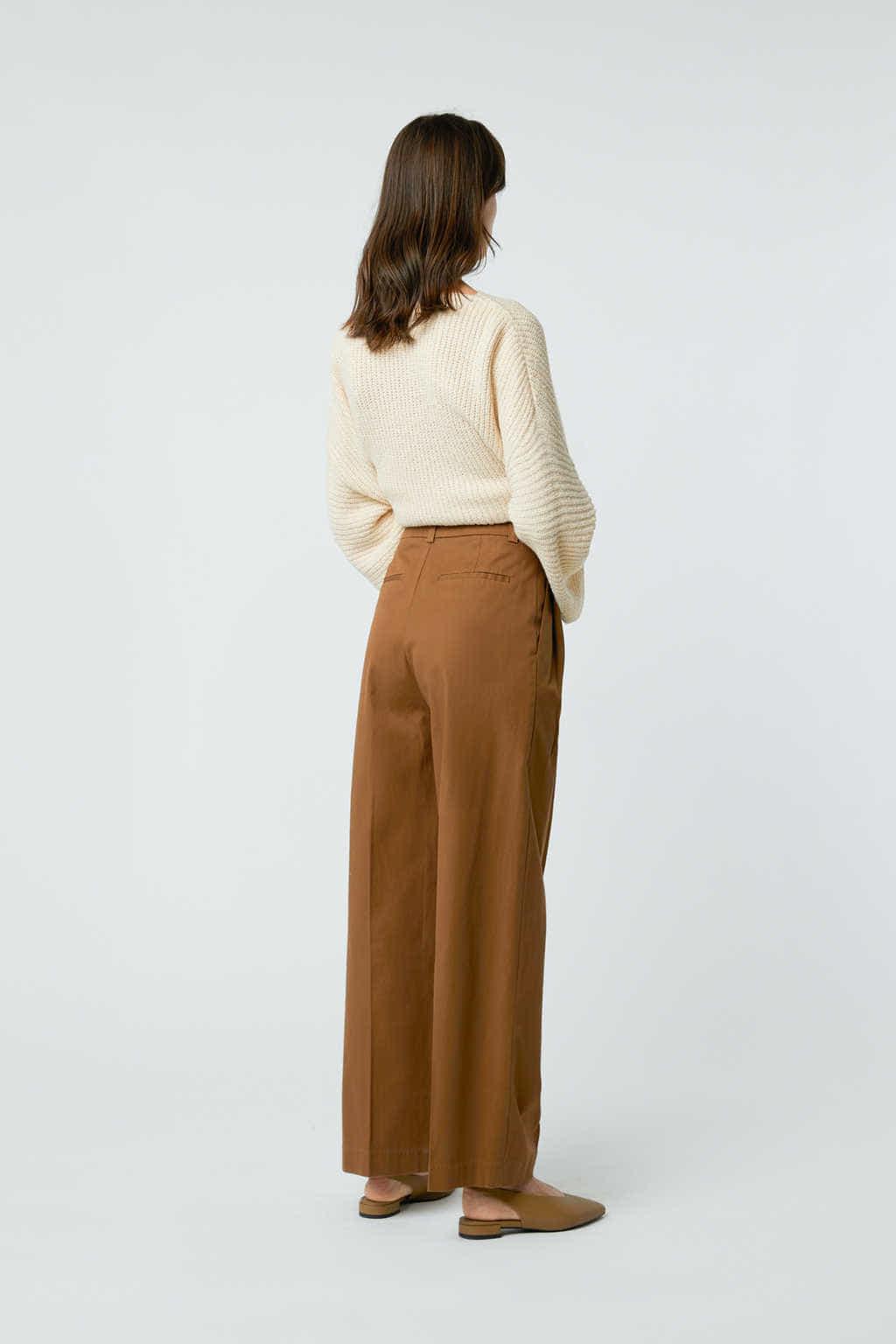 Pant 2975 Brown 4
