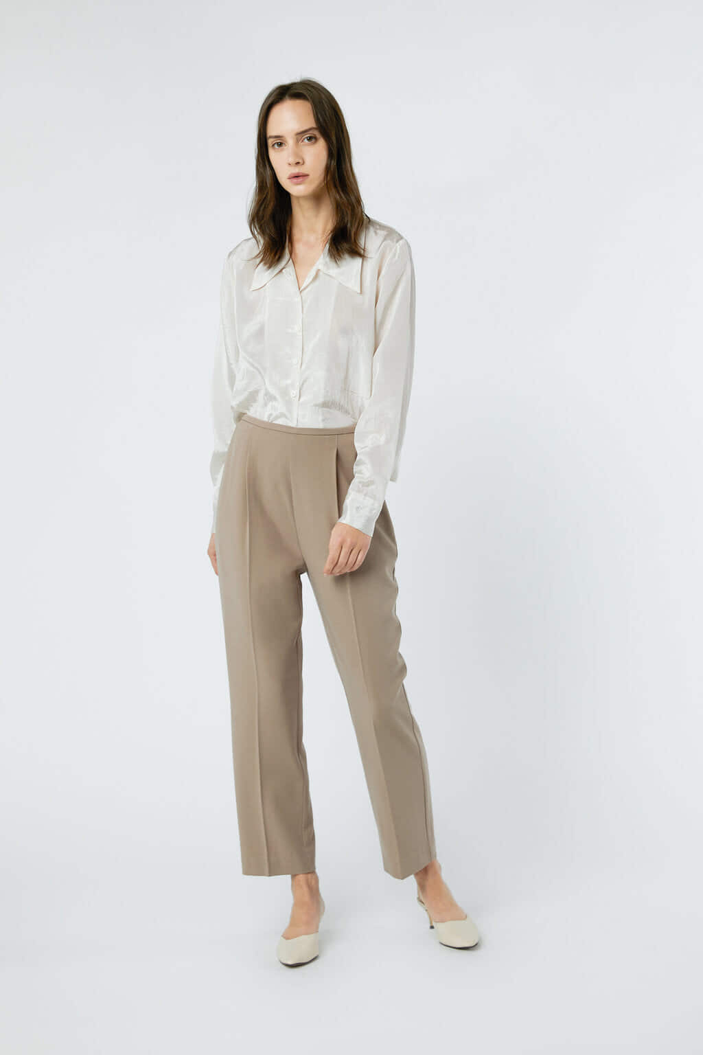 Pant 3200 Taupe 1
