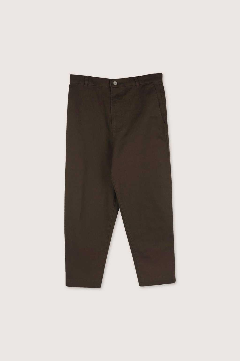 Pant H063 Brown 5