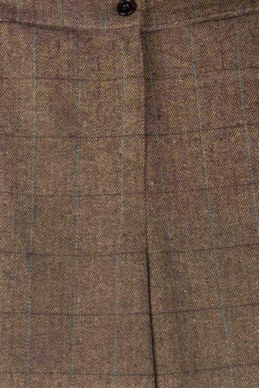 Pant H254 Brown 6