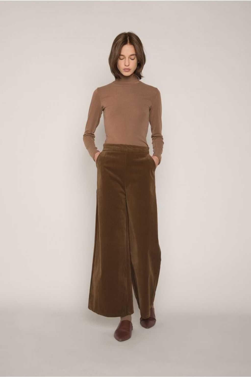 Pant H281 Brown 2