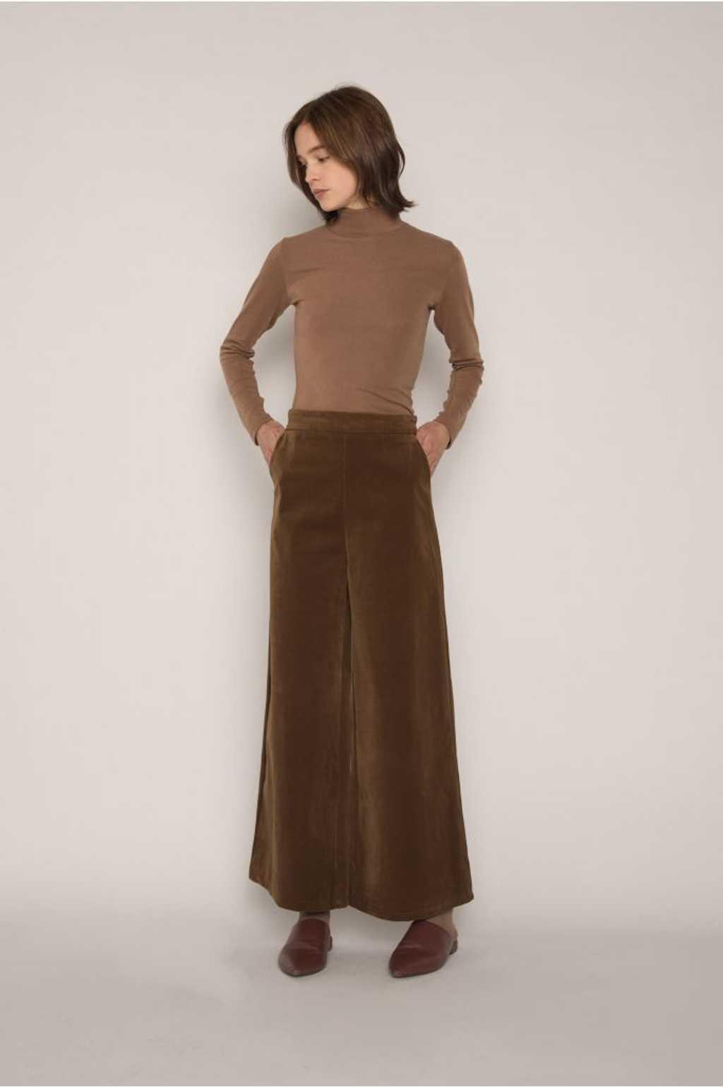 Pant H281 Brown 3