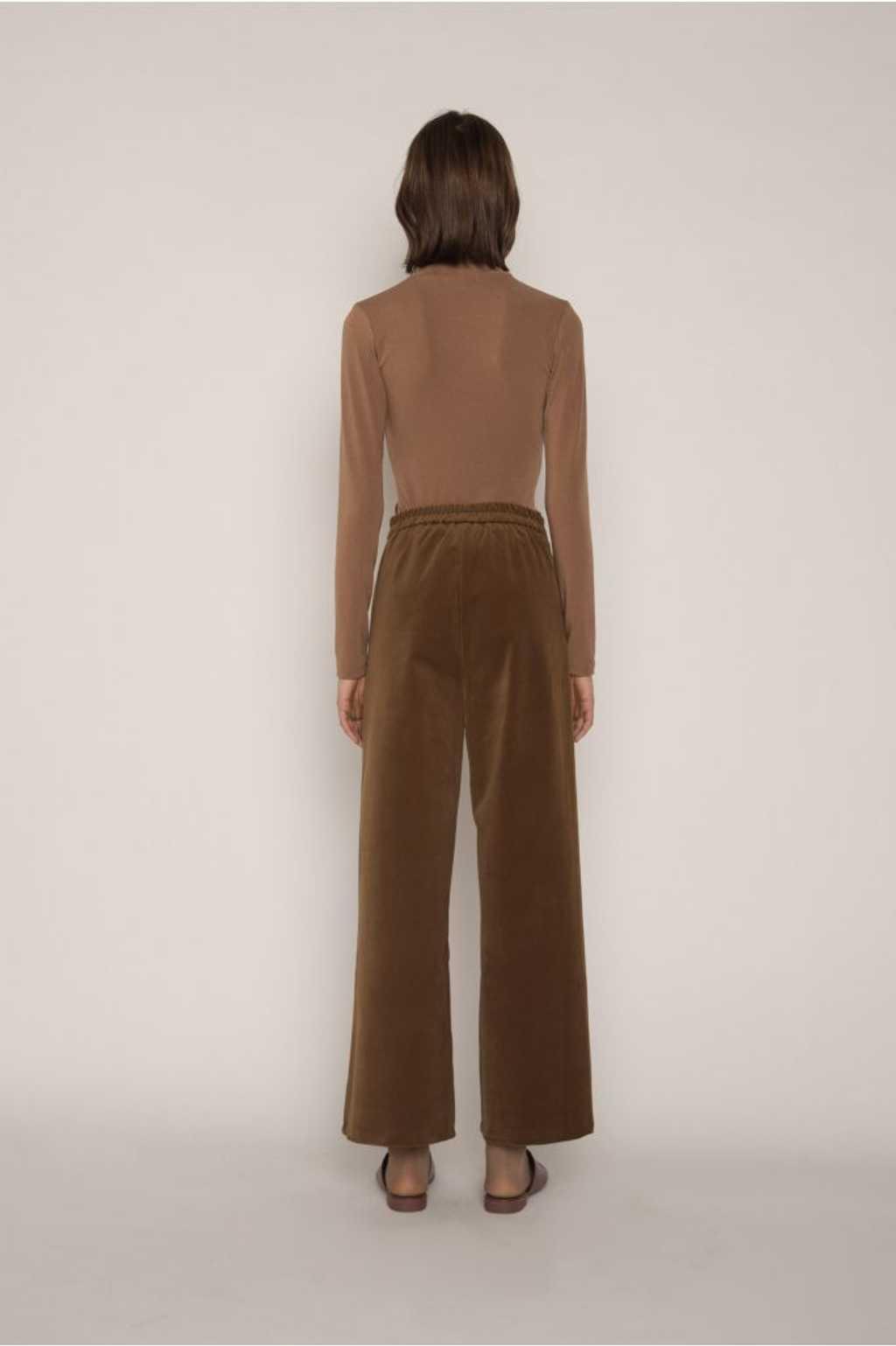 Pant H281 Brown 4