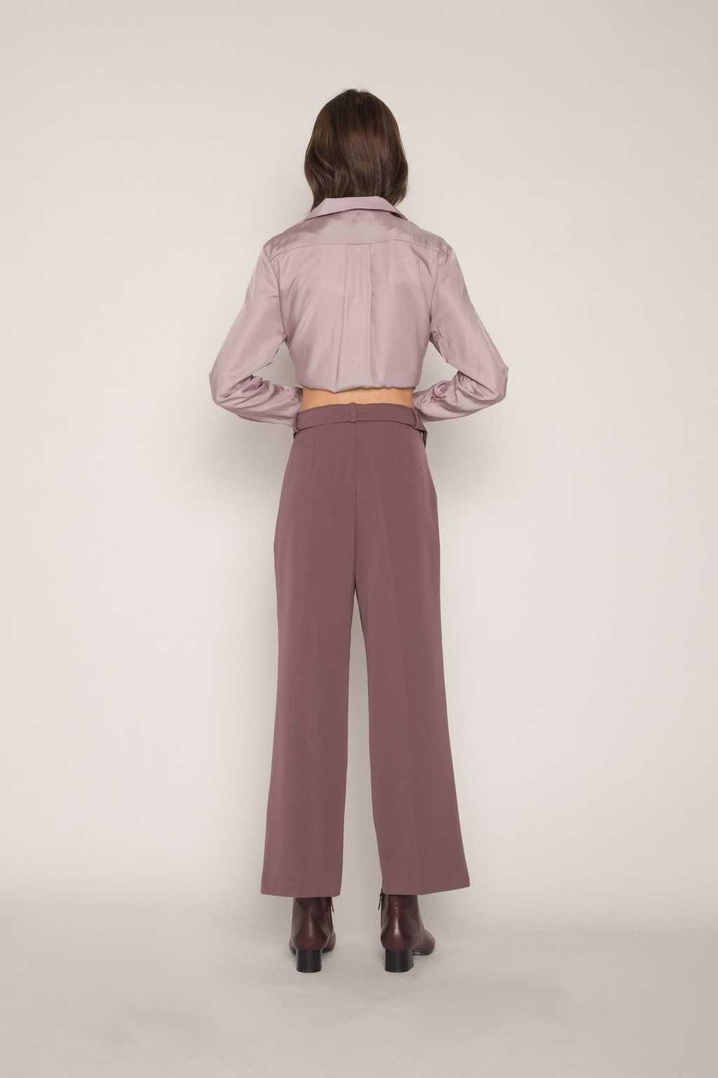 Pant H289 Purple 4