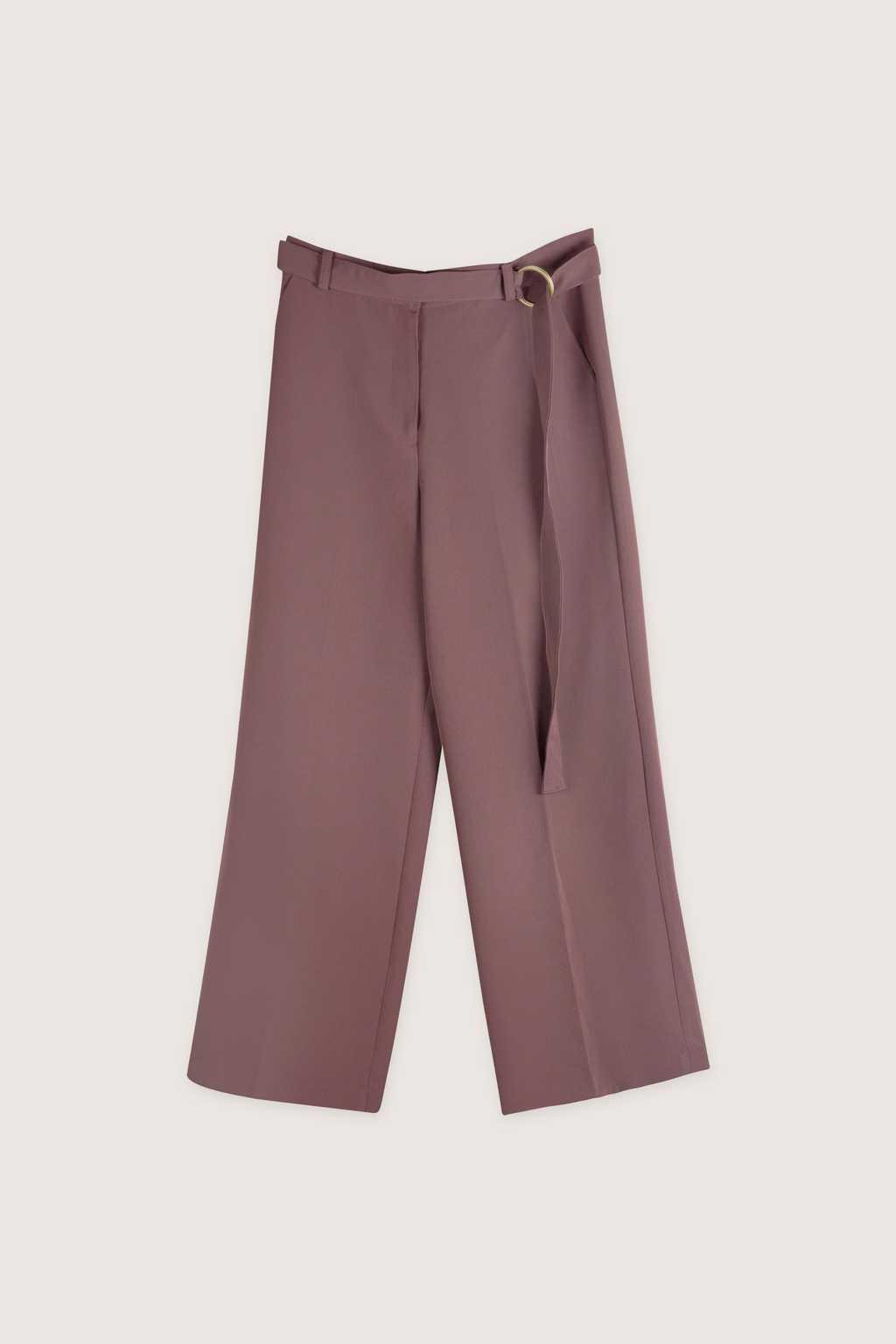 Pant H289 Purple 5