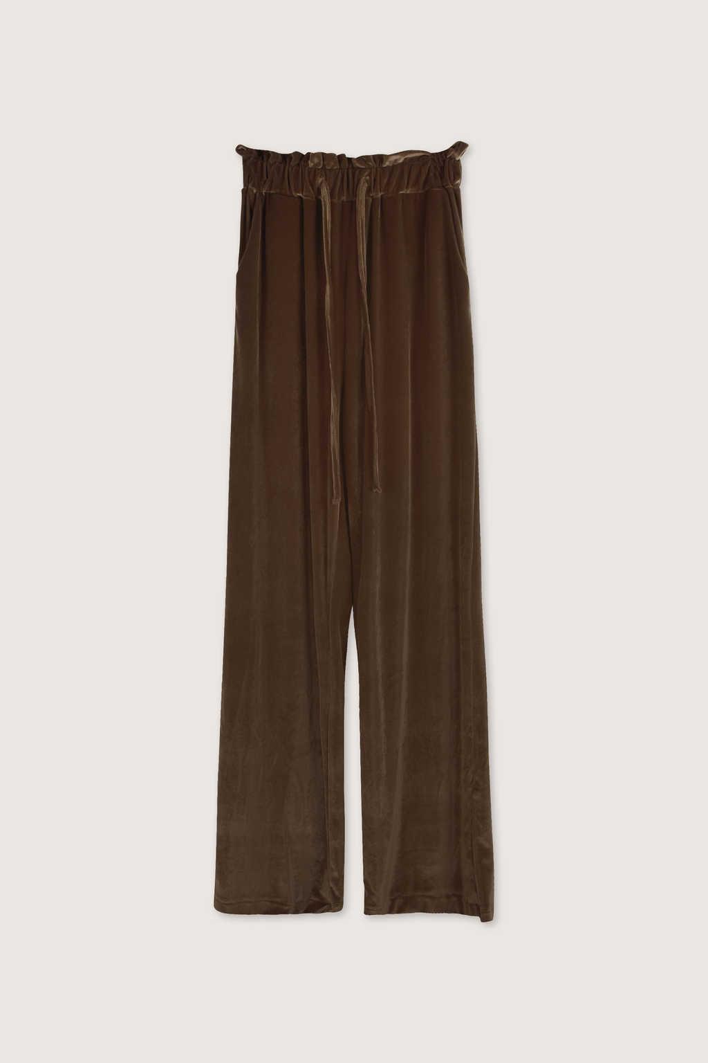 Pant H320 Brown 5