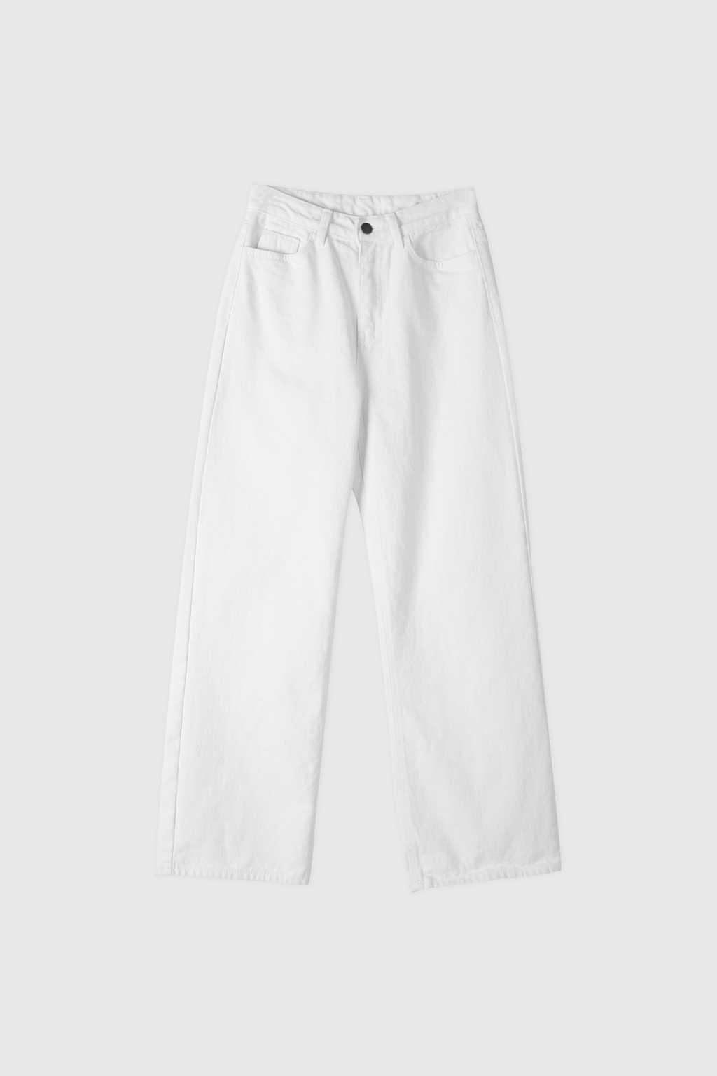 Pant J009 White 5