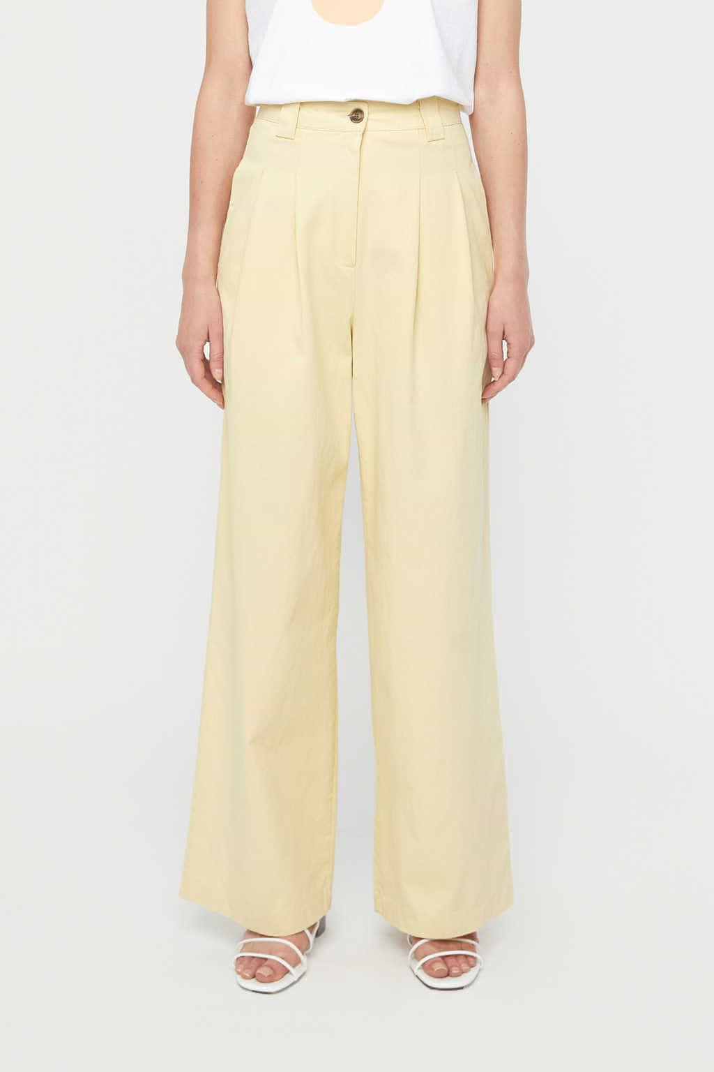 Pant K013 Yellow 3