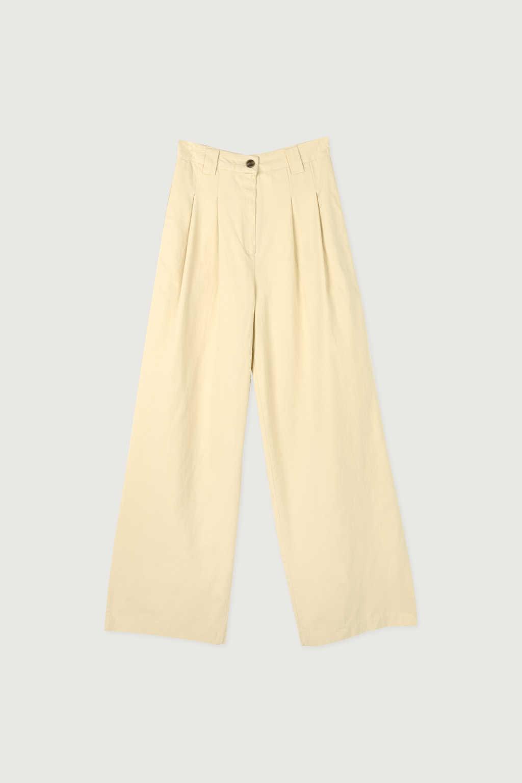 Pant K013 Yellow 5