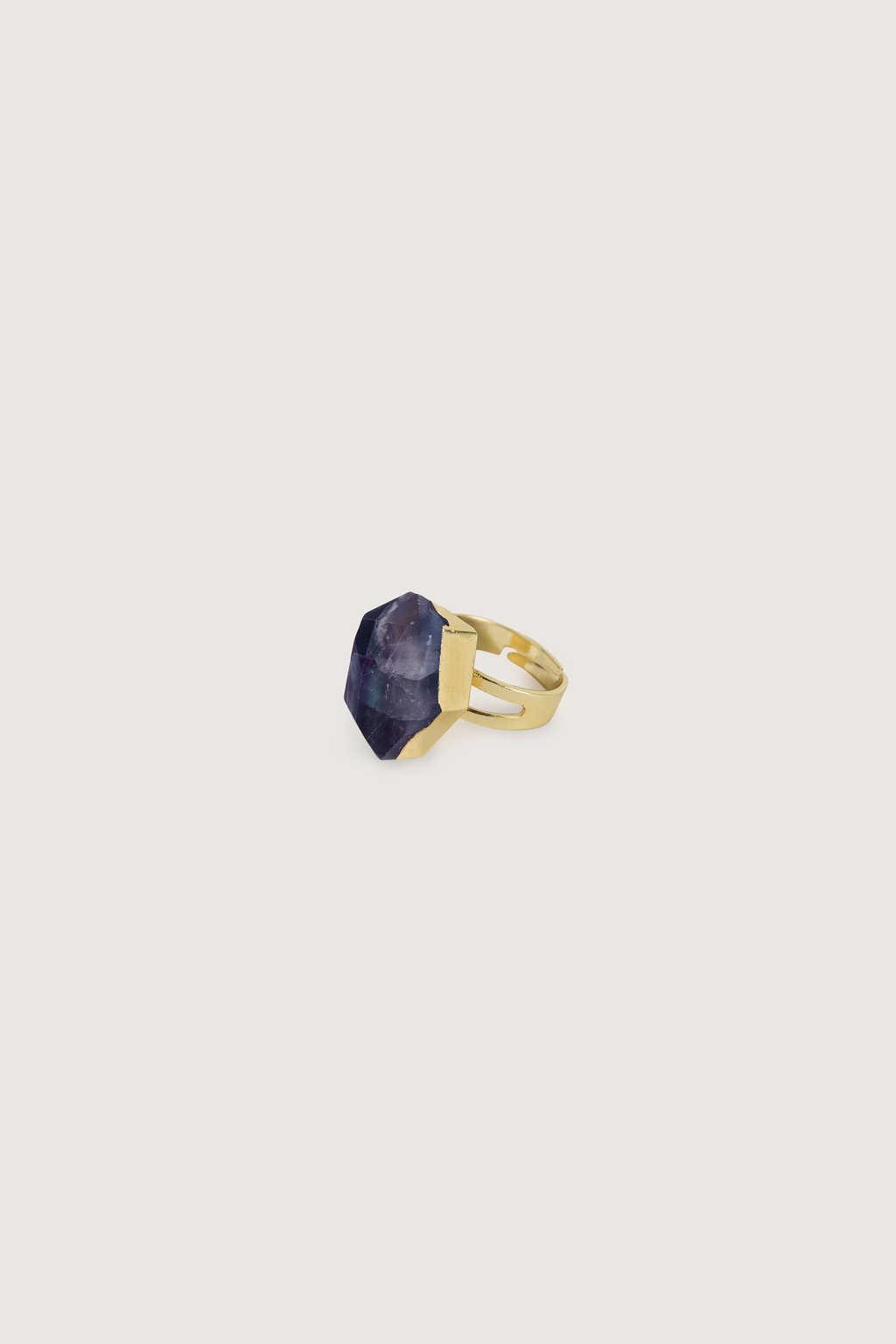 Ring H036 Purple 2