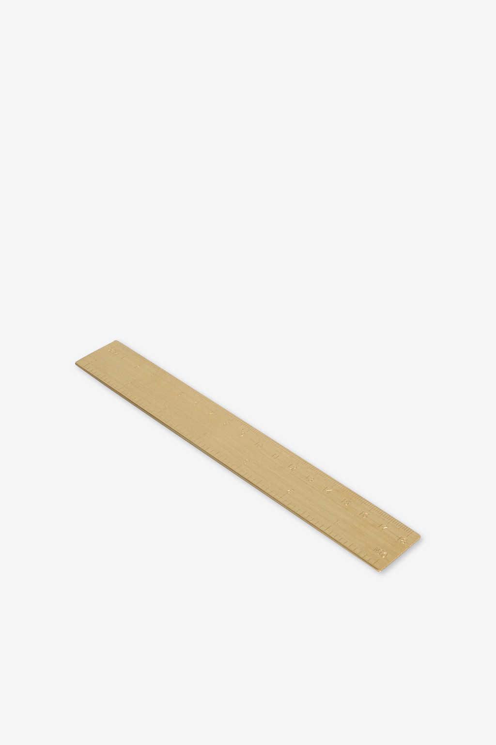 Ruler 2380 Brass 2