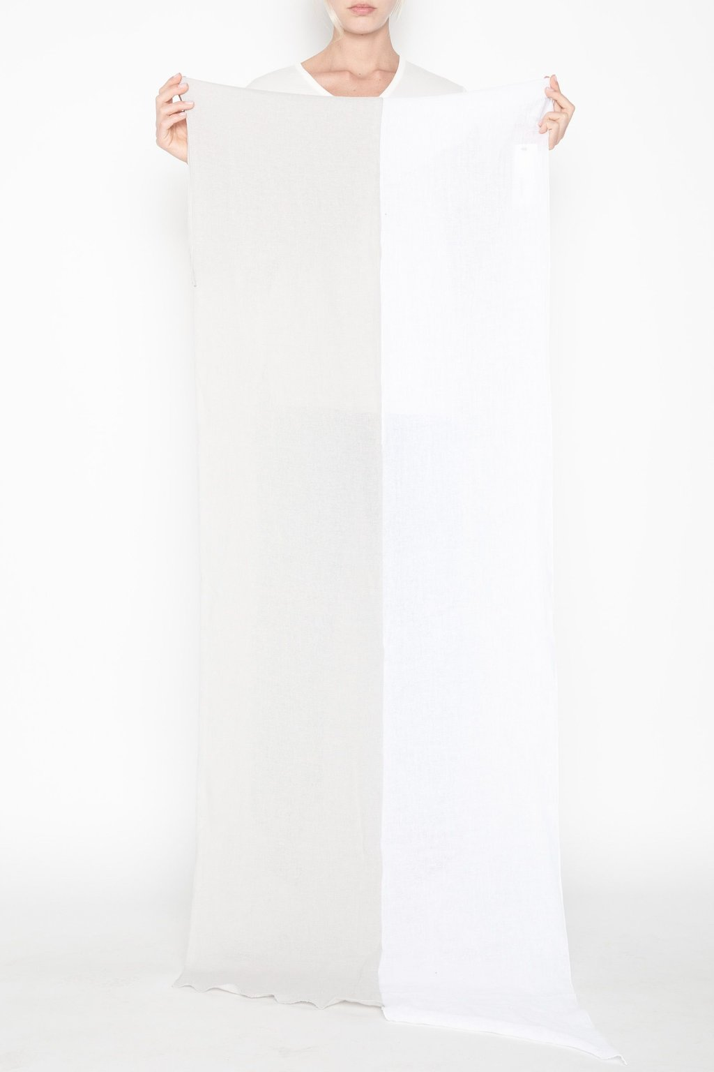Scarf H018 Gray 2