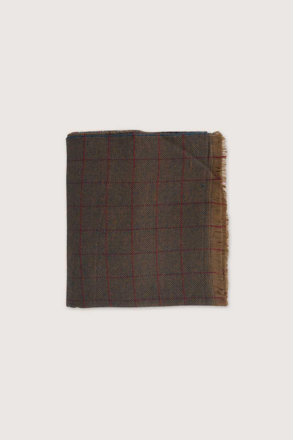 Scarf H047 Brown 1