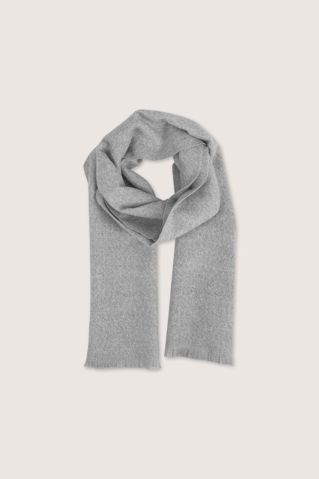 Scarf H058 Gray 2