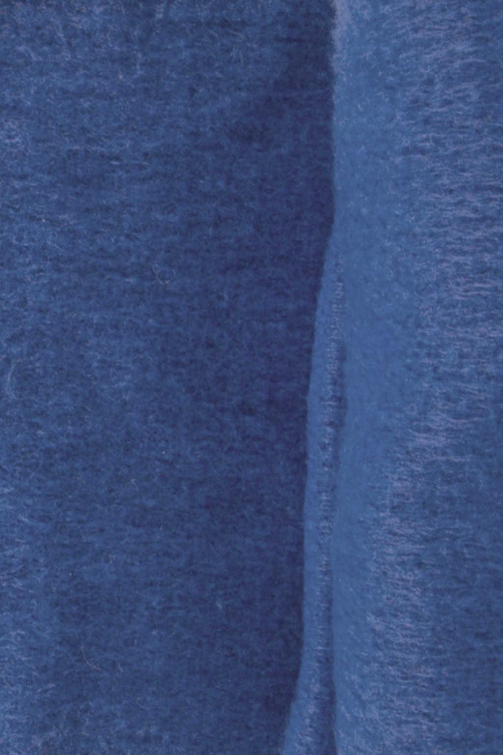 Scarf H062 Blue 2
