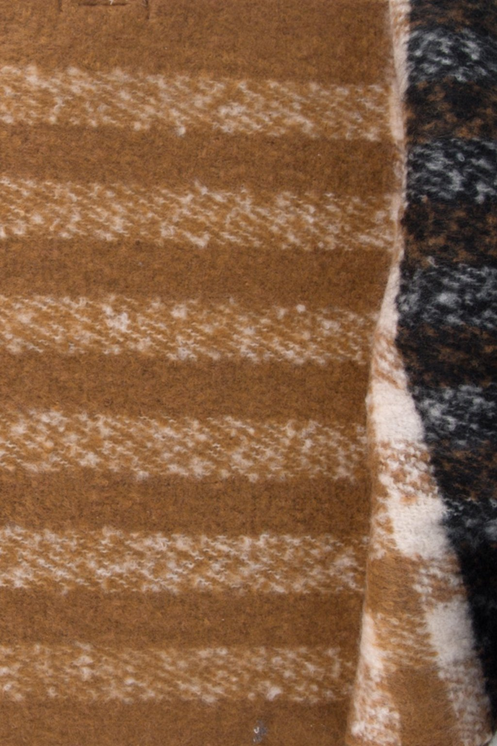 Scarf H066 Brown 2