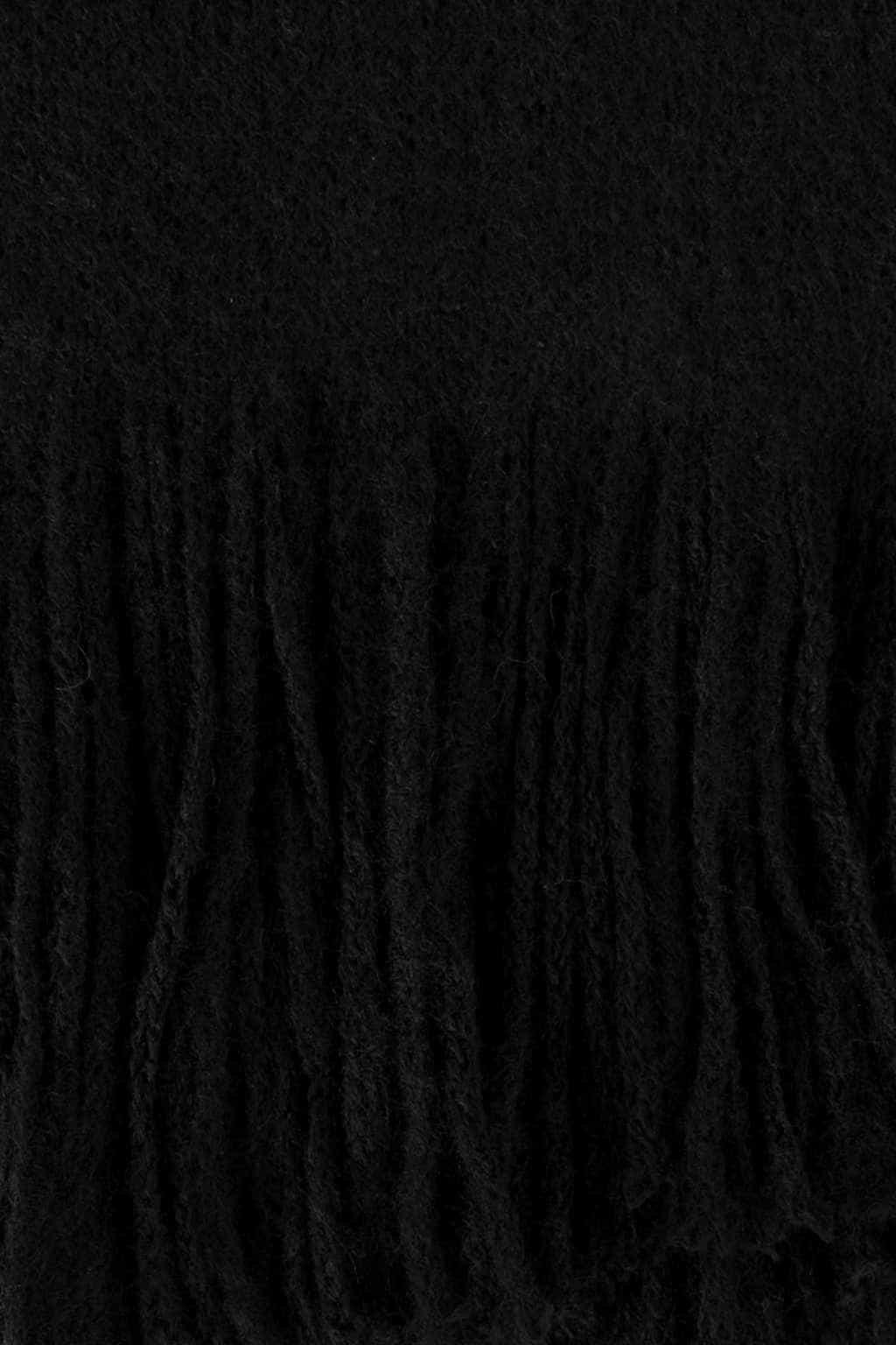Scarf J001 Black 5