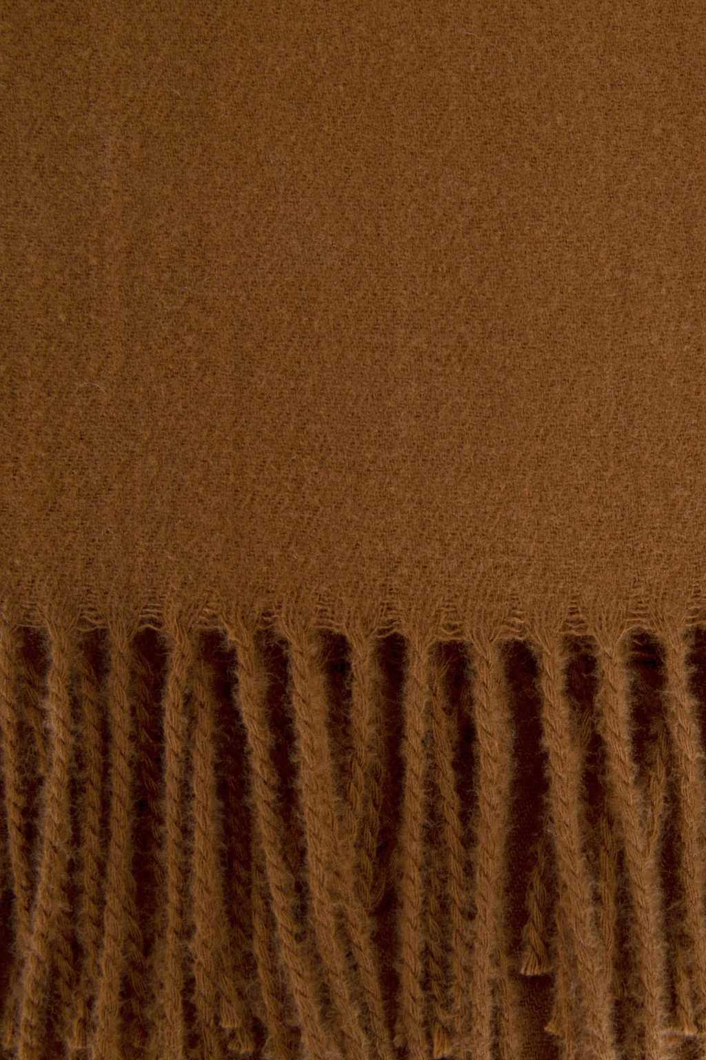 Scarf J001 Dark Brown 7