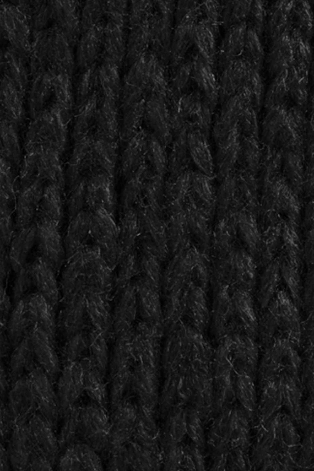 Scarf J002 Black 13