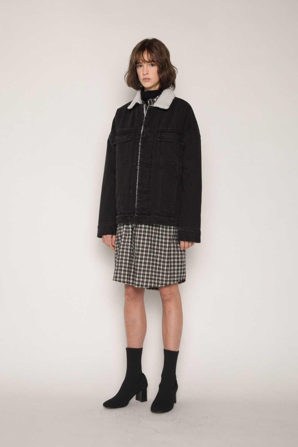 Sherpa Jacket 1616 Black 1