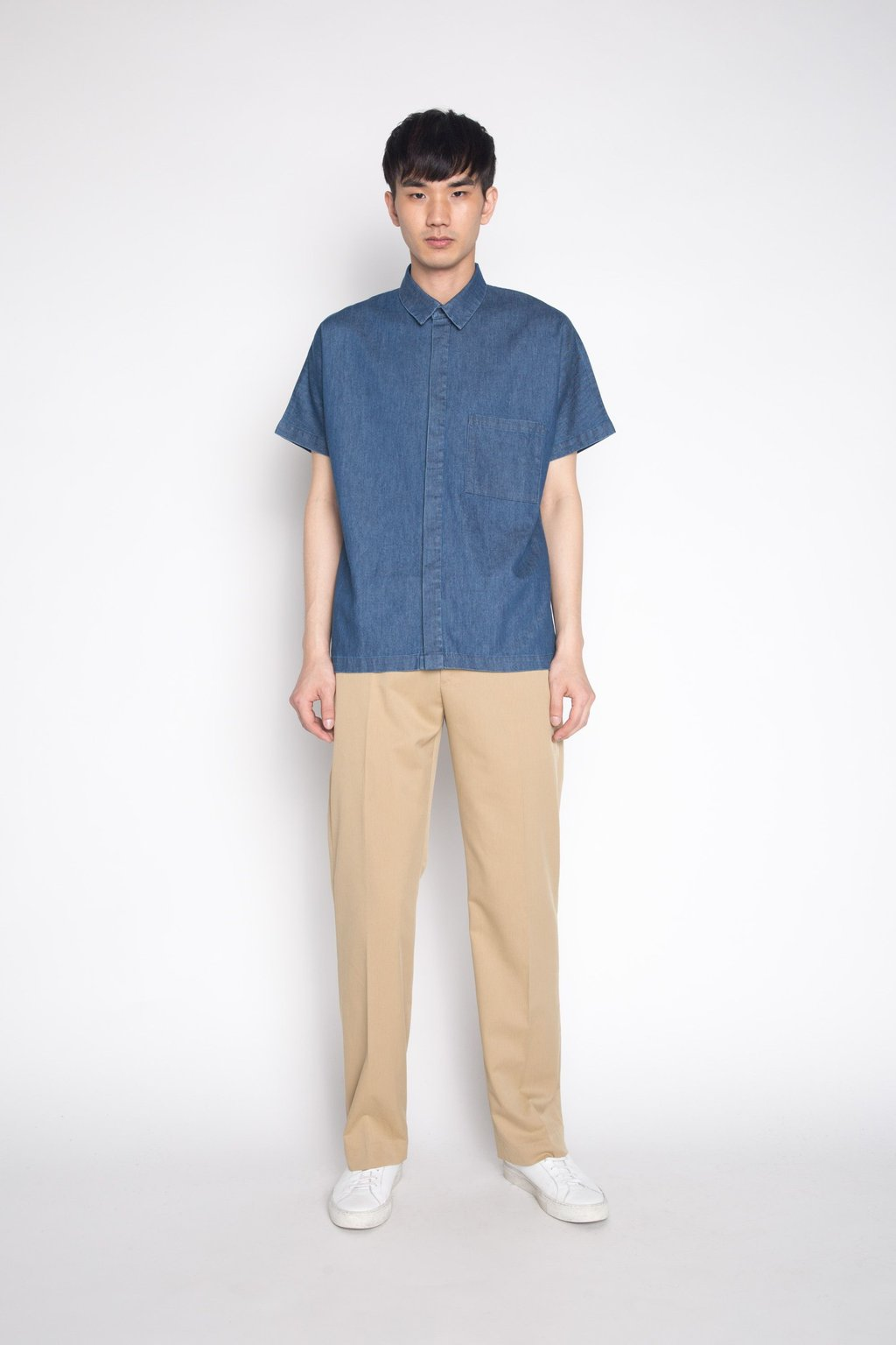 Shirt 1331 Indigo 1