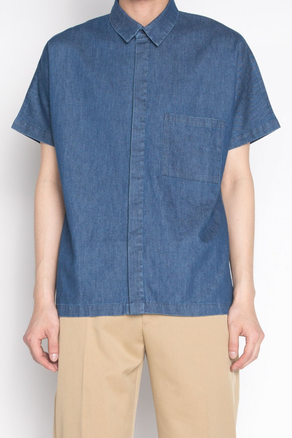 Shirt 1331 Indigo 2