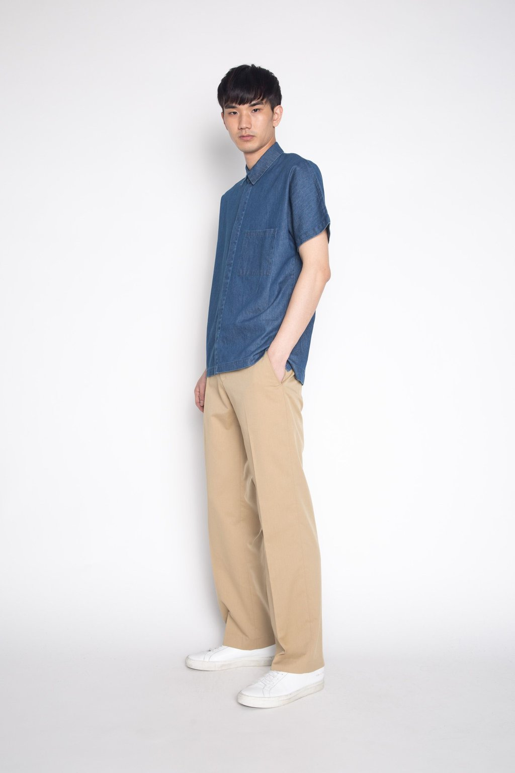 Shirt 1331 Indigo 3