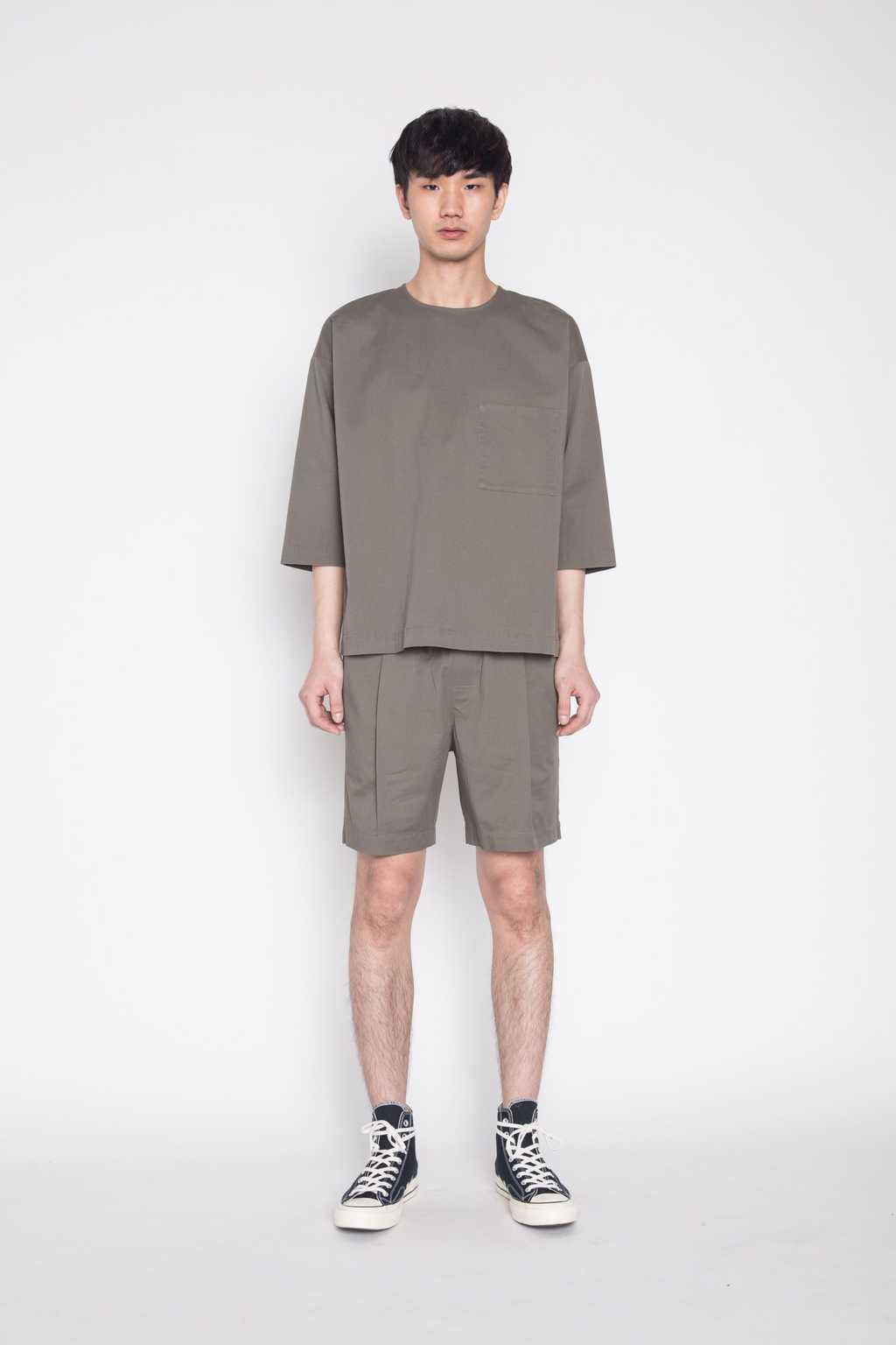 Shirt 1336 Olive 1