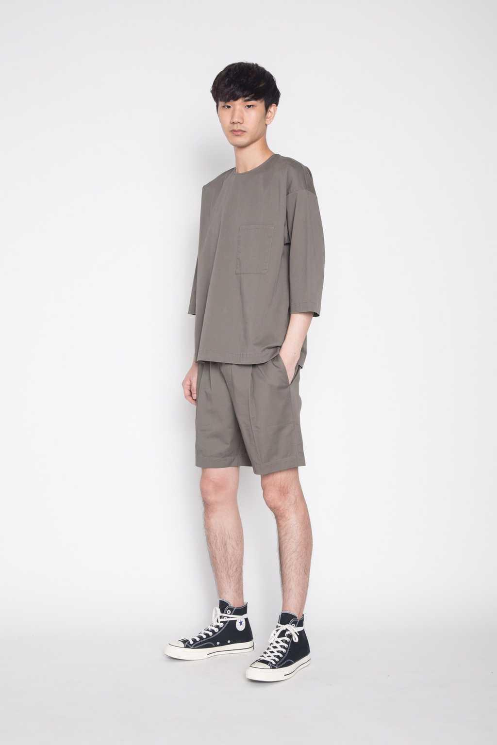 Shirt 1336 Olive 3
