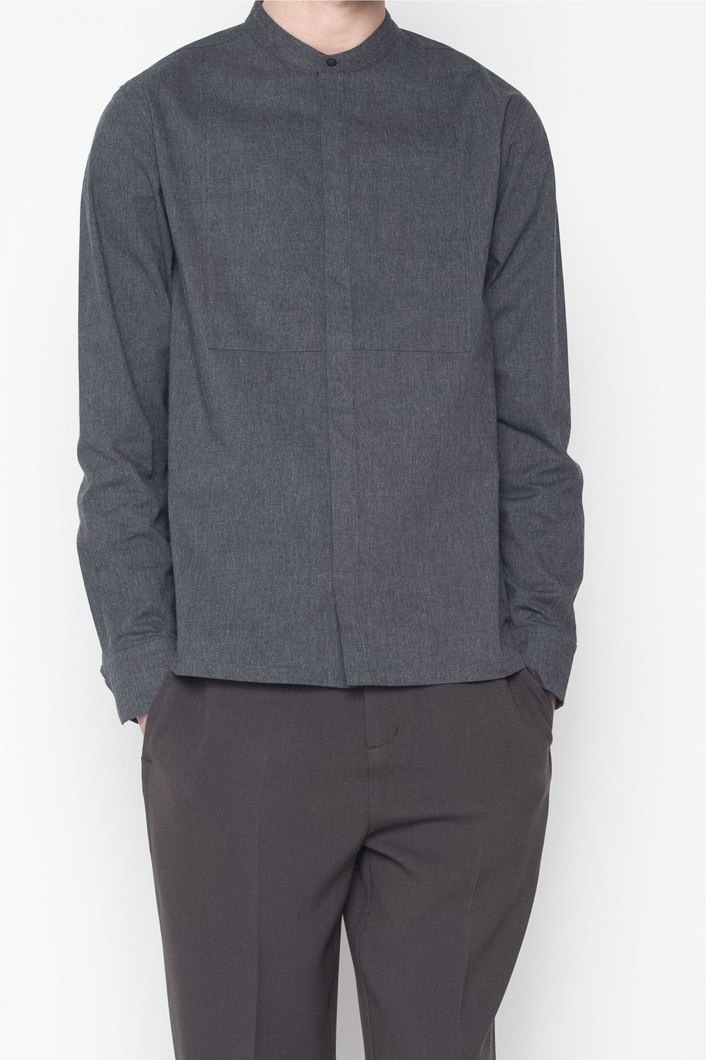 Shirt 2173 Dark Gray 7