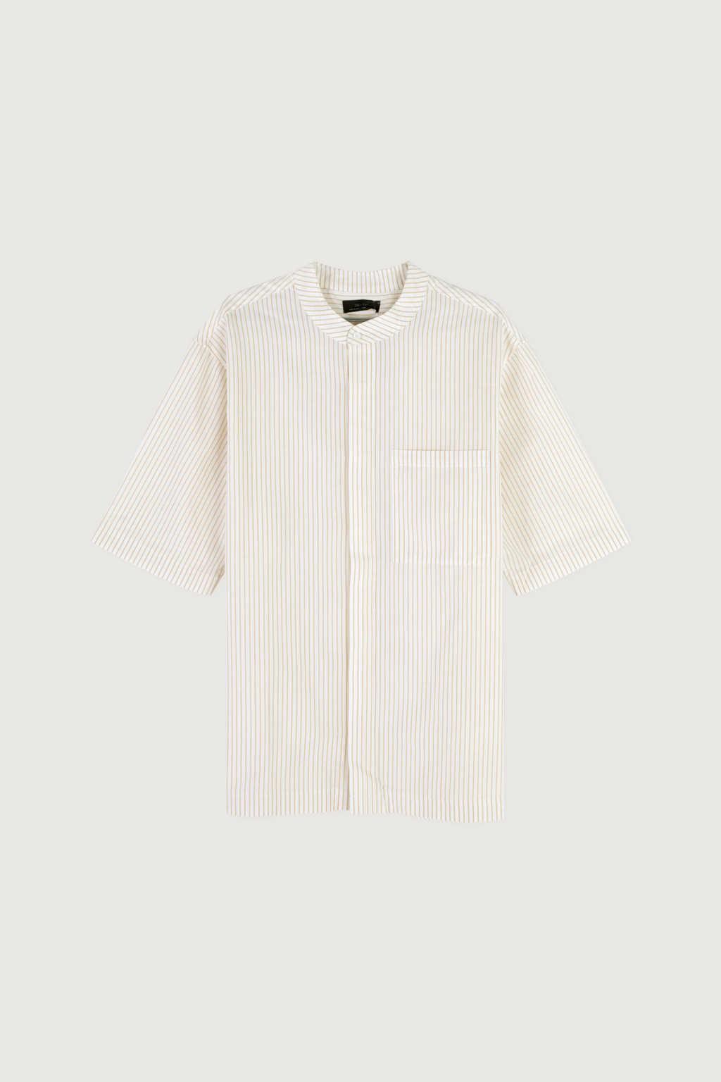 Shirt 22362019 Beige Stripe 11