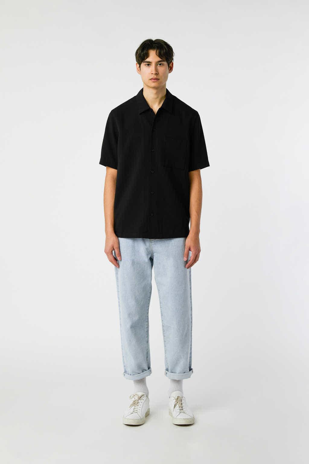 Shirt 3139 Black 8