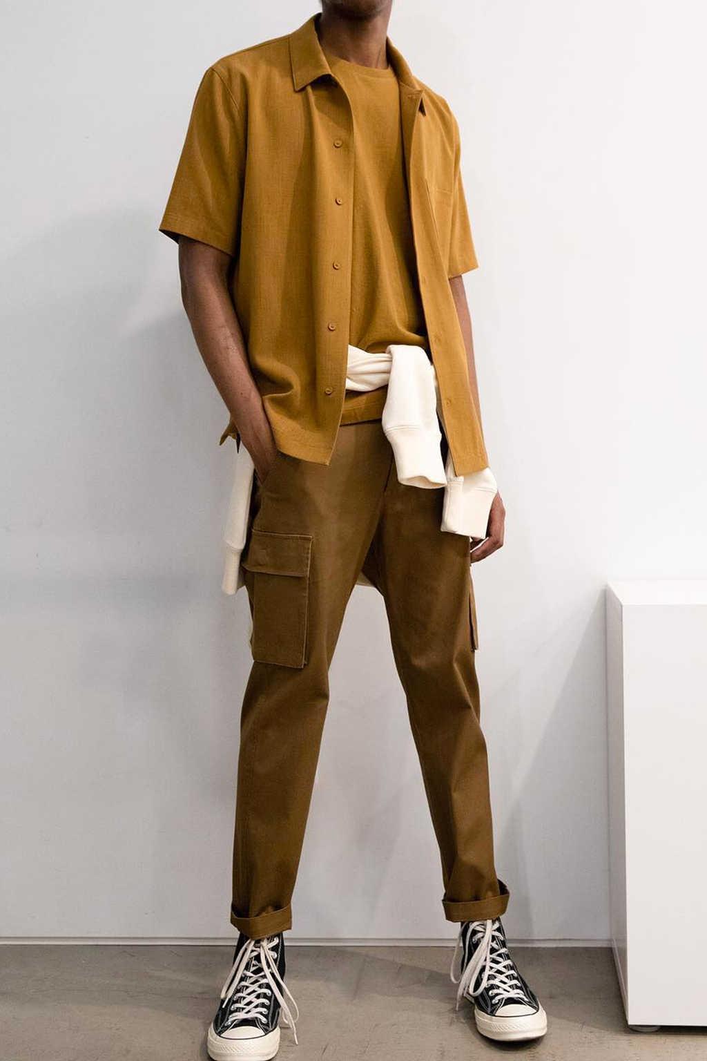 Shirt 3139 Camel 1