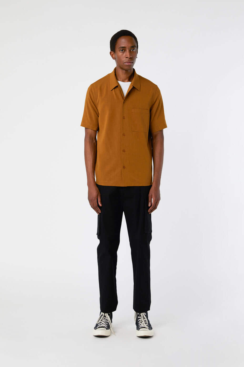 Shirt 3139 Camel 2