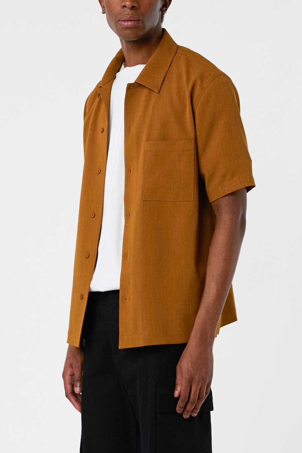 Shirt 3139 Camel 4