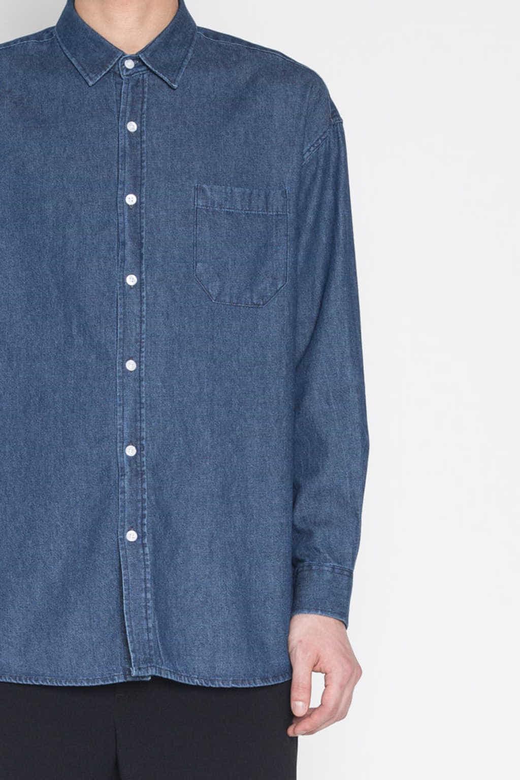 Shirt G006 Indigo 2