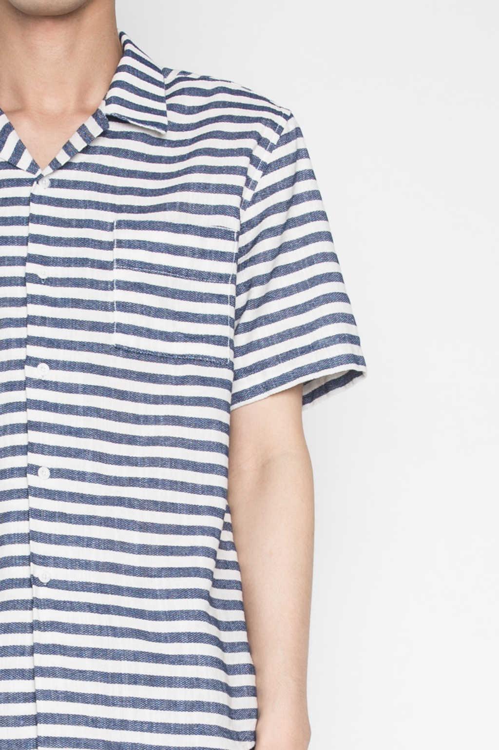 Shirt H021 Navy 2