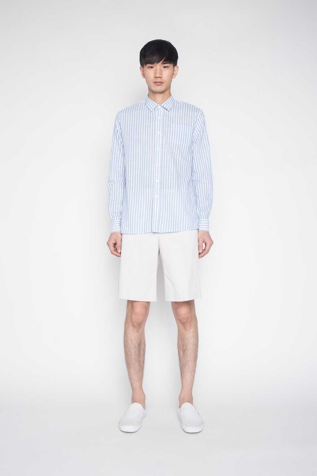 Shirt H025 Light Blue 1