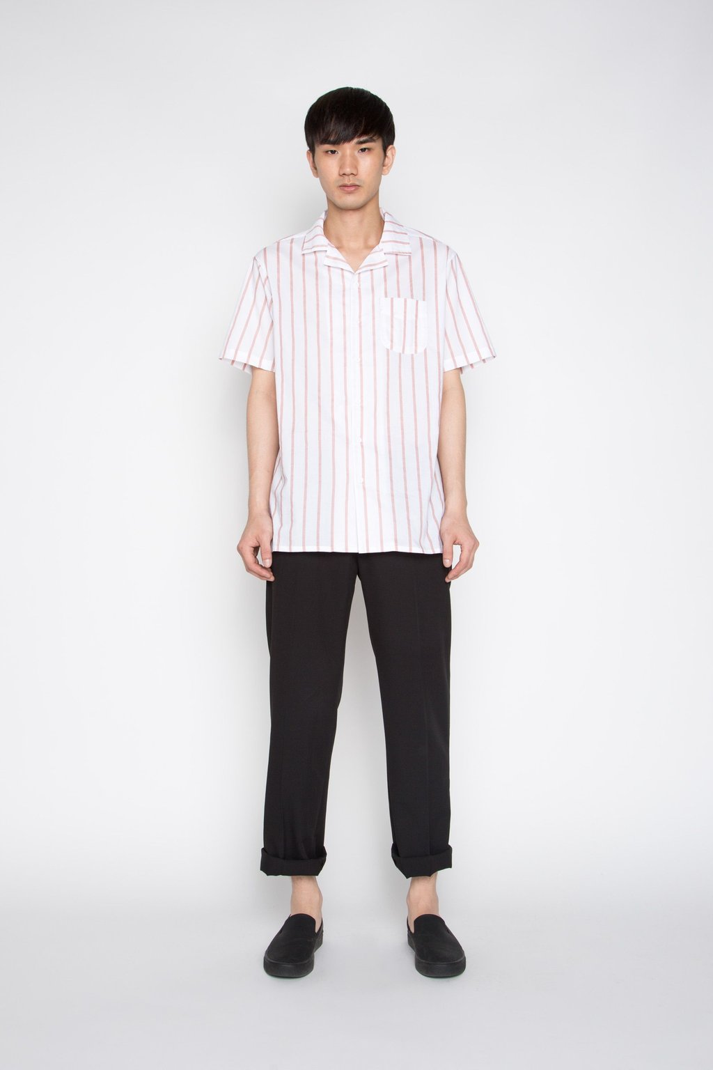 Shirt H026 Pink 1