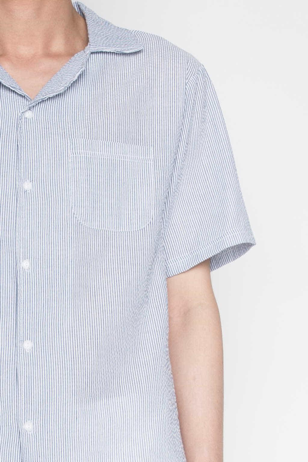 Shirt H028 Navy 2