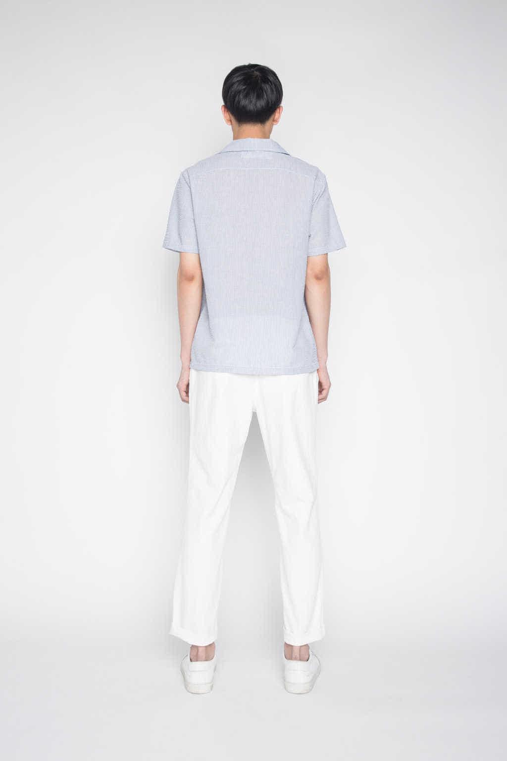 Shirt H028 Navy 4