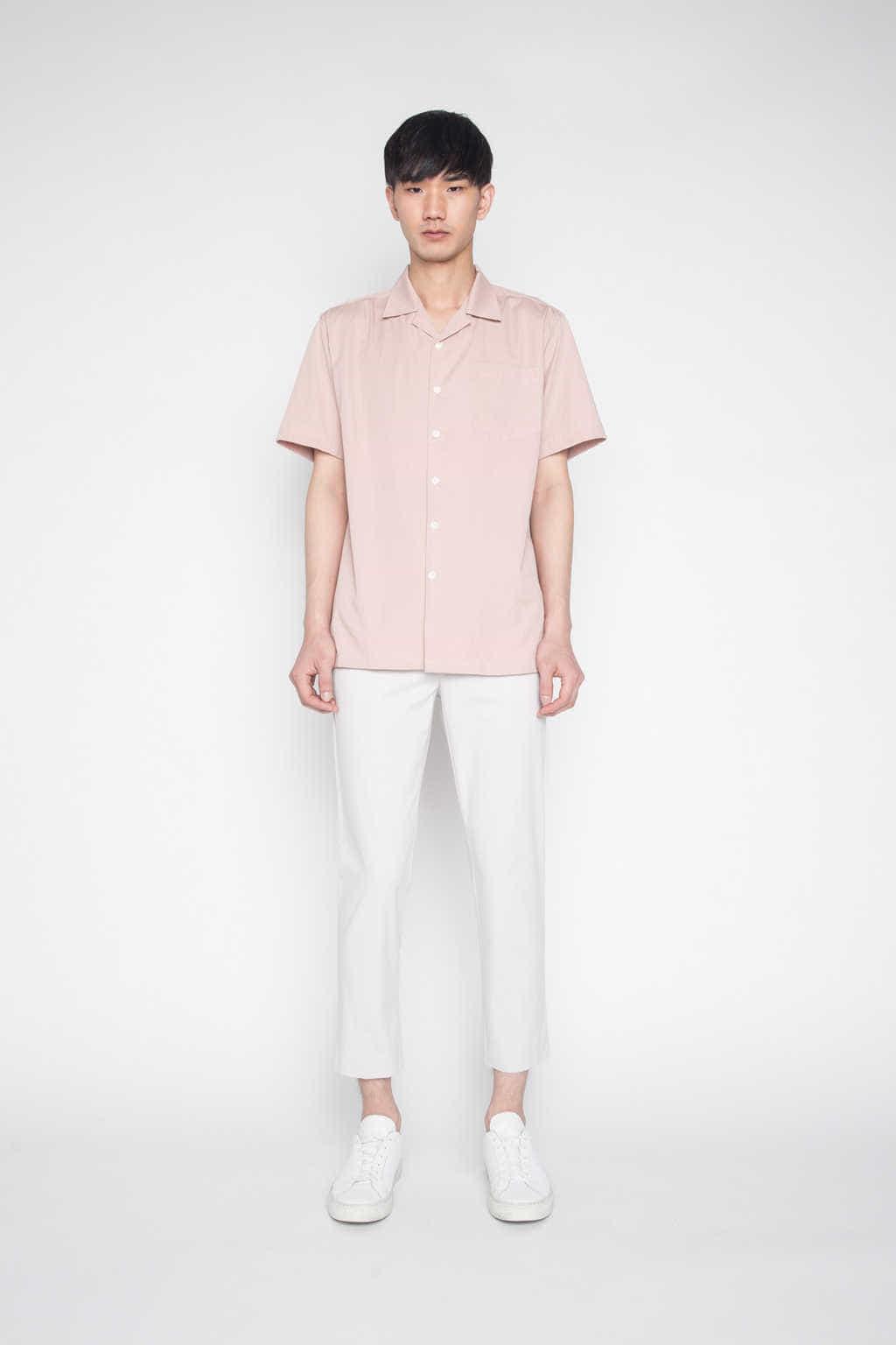 Shirt H030 Pink 1
