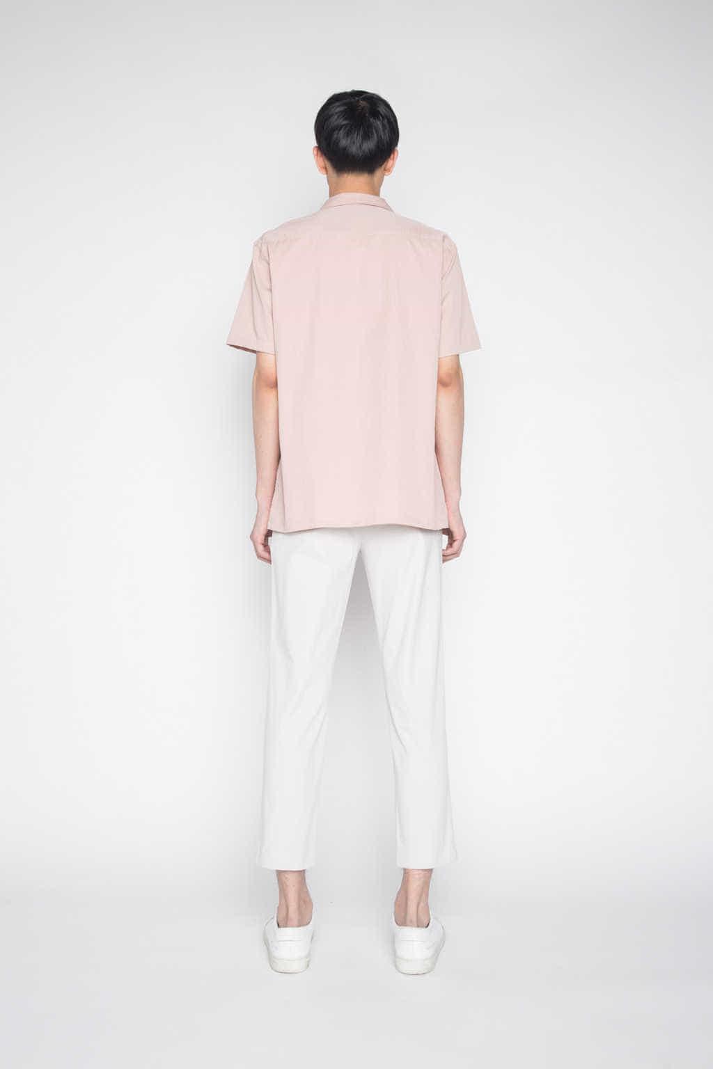Shirt H030 Pink 4
